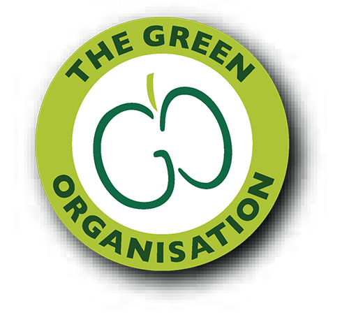 The Green Organisation logo roundel